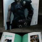 Final Fantasy XIII Cloud Vol.1 Japan Game Art Book and DVD