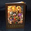 Ragnarok Hikari to Yami no Koujo PSP Japan RPG Game Character Art Book