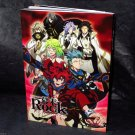Bakumatsu Rock Official Guide and Art Book Japan Anime Character NEW