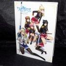 Walkure Romanze Walroma Official Visual Fan Book Japan Anime Manga Art NEW