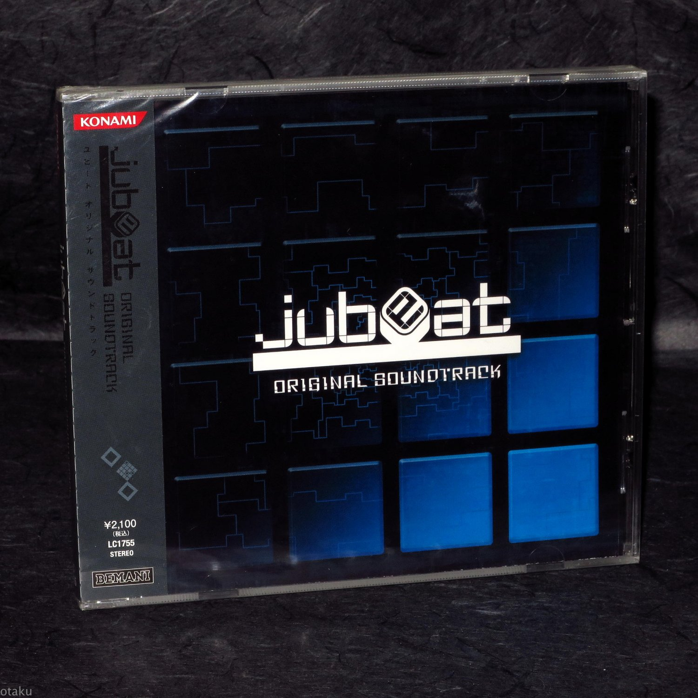 Jubeat Konami Bemani Japan Game Music Original Soundtrack