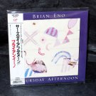 Brian Eno Thursday Afternoon Japan Music CD mini LP NEW