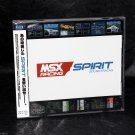 MSX Racing Spirit Sound Tracks Japan F-1 Spirit 3D Special Game Music CD NEW