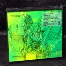 Mobile Suit Gundam Char's Counterattack Limited Edition Japan Anime Music CD NEW