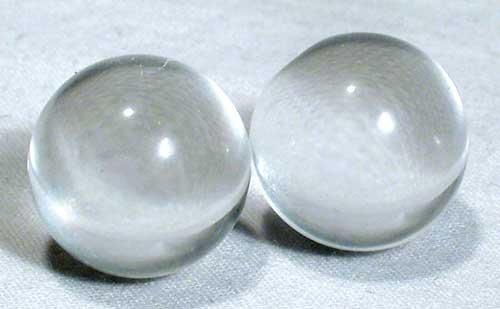 Energy Sphere Balancing Set Gem Stone Wiccan Healing