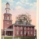 Christ Church where Washington Worshipped in Alexandria, Virginia VA Vintage Postcard - 3696