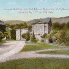 Big C Hillside Letter on Charter Hill, University of California in Berkeley CA Postcard - 3902