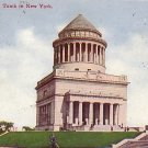 General Grant's Tomb in New York 1909 Vintage Postcard - 0020