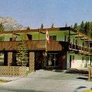 The Banff Motel in Alberta Canada, 1971 Chrome Postcard - 0029