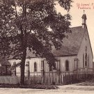 St. James'  Presbyterian Church in Paulsboro New Jersey NJ Vintage Postcard - 0043