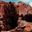 El Morro National Monument  near Gallup, New Mexico NM Postcard - 0100