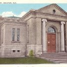 Carnegie Library in Decatur Alabama AL Vintage Postcard - 0269