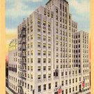 YMCA Building in Dallas Texas TX 1943 Curt Teich Linen Postcard - 0472