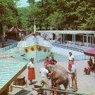 Highland Park Children's Zoo in Pittsburg, Pennsylvania PA Postcard - 0712