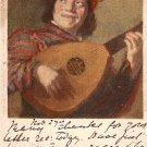 The Fool 1900 Vintage Undivided Back Raphael Tuck & Sons Postcard - 1074
