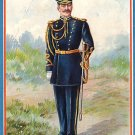Officer of General Staff U S Army Vintage Military Raphael Tuck & Sons Postcard - 1150