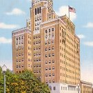 The Clinic at Rochester Minnesota MN Linen Postcard - 1173
