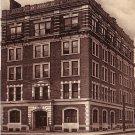 Y.W.C.A. in Detroit Michigan MI 1908 Vintage Postcard - 1205