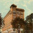 YMCA Building in Detroit Michigan MI Vintage Postcard - 1518