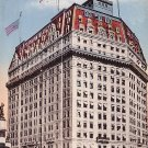 Hotel Ponchartrain in Detroit, Michigan MI Vintage Postcard - 1565