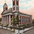 Cathedral in Mobile Alabama AL Raphael Tuck & Sons Vintage Postcard - 1728
