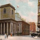 King's Chapel in Boston Massachusetts MA Raphael Tuck & Sons 1905 Postcard - 1729