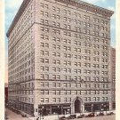 The Leader News Building in Cleveland Ohio OH, Vintage Postcard - 1860