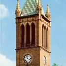 The Campanile located on the Iowa State College Campus in Ames IA Postcard - 1874