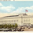 Public Auditorium in Cleveland Ohio OH Vintage Postcard - 2105
