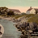 Greetings from Casco Bay, Portland Maine ME Vintage Postcard - 2236
