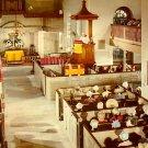 Bruton Parish Church Sanctuary in Williamsburg Virginia VA, 1966 Chrome Postcard - 2239