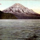 Mount St Helens in  Washington WA, Vintage Postcard - 2369