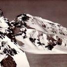 Jungfraujoch Meterologist Sphinx in Switzerland, Real Photo Post Card - 2420