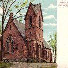 Christ Church in Marlboro New York NY, Vintage Postcard - 2539