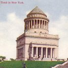 General Grants Tomb in New York City NY, Vintage Postcard - 2563