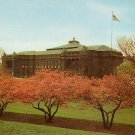 Carnegie Institute and Library in Pittsburgh Pennsylvania PA,  Chrome Postcard - 2571