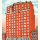 Hotel President in New York City NY, Vintage 1934 Postcard - 2662