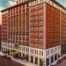 Hotel Essex in Boston Massachusetts MA, Linen Postcard - 2837
