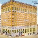 Hotel Ansley in Atlanta Georgia GA, 1944 Linen Postcard - 3159