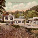 Fellows Gear Shop in Springfield Vermont VT, 1907 Vintage Postcard - 3254