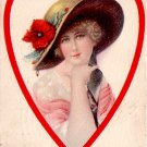 To My Valentine, 1920 Vintage Postcard - 3353