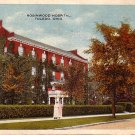 Robinwood Hospital in Toledo Ohio OH, 1919 Vintage Postcard - 3389