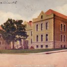 Wise Memorial Hospital at Omaha Nebraska NE, 1912 Vintage Postcard - 3410