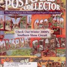 January 2000 Postcard Collector Magazine Antique Trader Publications