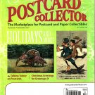 November December 2007 Postcard Collector Magazine Krause Publications