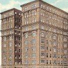Hotel Charlevoix in Detroit Michigan MI, Vintage Postcard - 3510