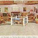 Advertising Postcard of Elsie, Elmer and Beauregard, Borden Company Representatives - 3558