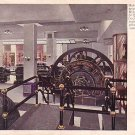 Metropolitan Life Insurance Building's Engine Room in New York City NY, Vintage Postcard - 3607