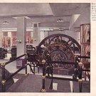 Metropolitan Life Insurance Building's Engine Room in New York City NY, Vintage Postcard - 3607