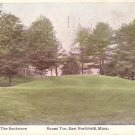 Round Top at East Northfield Massachusetts MA, 1910 Vintage Postcard - 3706
